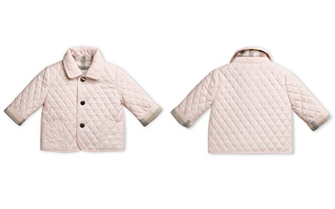 Burberry Girls' Colin Quilted Jacket - Baby - Bloomingdale's_2