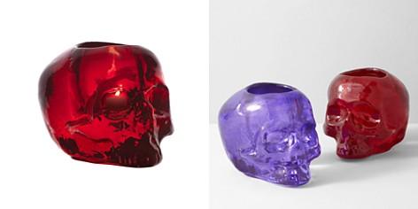 Kosta Boda Still Life Skull Votive - Bloomingdale's_2