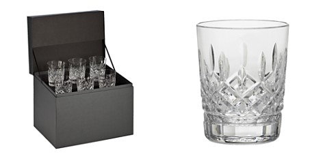 Waterford Lismore Double Old Fashioned Glass, Set of 6 - Bloomingdale's Registry_2