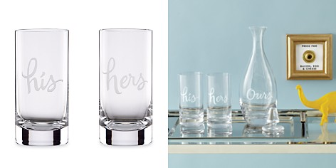 kate spade new york Two Of A Kind His & Hers Barware Collection - Bloomingdale's_2