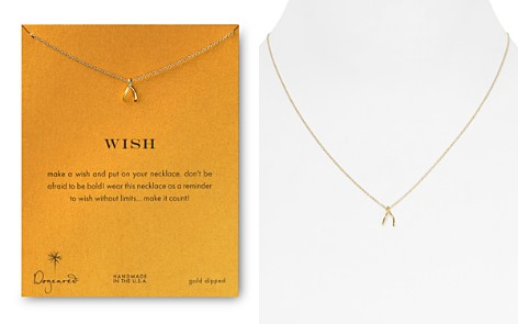 "Dogeared Wish Necklace, 18"" - Bloomingdale's_2"