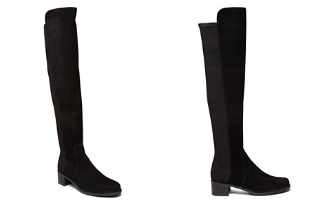 Stuart Weitzman Women's Reserve Suede Over-the-Knee Boots - Bloomingdale's_2