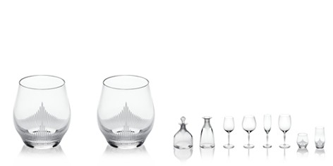 Lalique 100 Points Double Old-Fashioned Glass, Set of 2 - Bloomingdale's_2