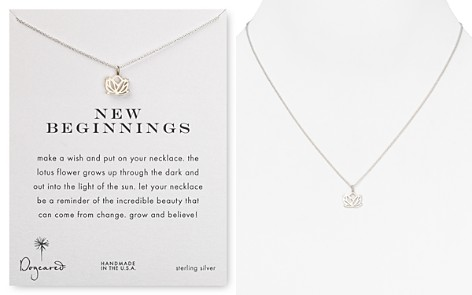 "Dogeared New Beginnings Pendant Necklace, 18"" - Bloomingdale's_2"