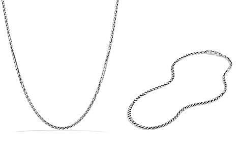 David Yurman Small Wheat Chain Necklace - Bloomingdale's_2