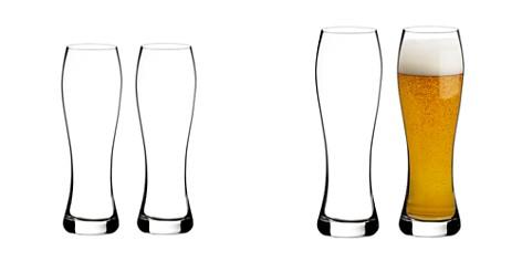 Waterford Elegance Lager Glass, Pair - Bloomingdale's Registry_2