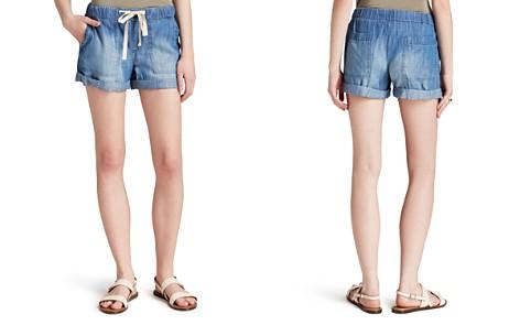 Bella Dahl Shorts - Easy Summer Chambray - Bloomingdale's_2