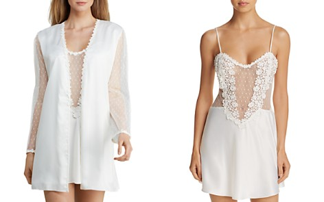 Flora Nikrooz Showstopper Chemise & Cover-Up Robe - Bloomingdale's_2