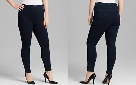 Lyssé Plus Skinny Denim Leggings - Bloomingdale's_2