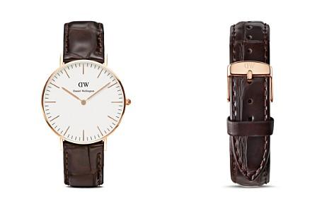 Daniel Wellington Classic York Watch, 36mm - Bloomingdale's_2