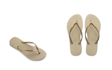 Havaianas Girls' Slims Sandals - Toddler, Little Kid, Big Kid - Bloomingdale's_2