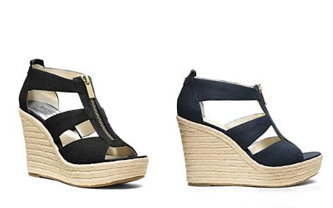 MICHAEL Michael Kors Damita T Strap Espadrille Wedge Sandals - Bloomingdale's_2