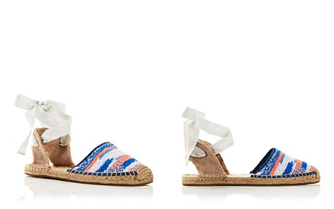Soludos Espadrille Sandals - Malhia Kent Static Lace Up - Bloomingdale's_2
