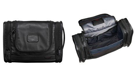Tumi Alpha 2 Leather Hanging Travel Kit - Bloomingdale's_2