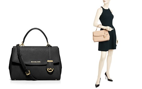 MICHAEL Michael Kors Satchel - Ava Medium Top Handle - Bloomingdale's_2