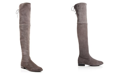 Stuart Weitzman Women's Lowland Stretch Suede Over-the-Knee Boots - Bloomingdale's_2