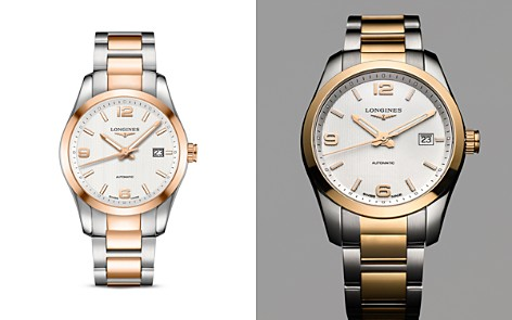 Longines Conquest Classic Watch, 38.5mm - Bloomingdale's_2