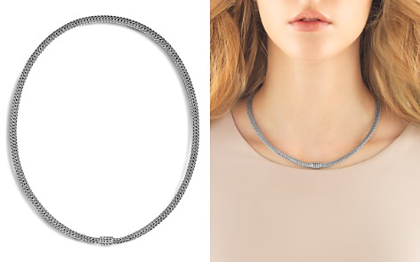 """John Hardy Sterling Silver Classic Chain Extra Small Necklace, 18"""" - Bloomingdale's_2"""