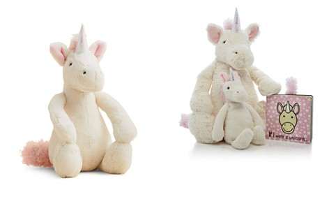 Jellycat Medium Bashful Unicorn - Ages 12 Months+ - Bloomingdale's_2