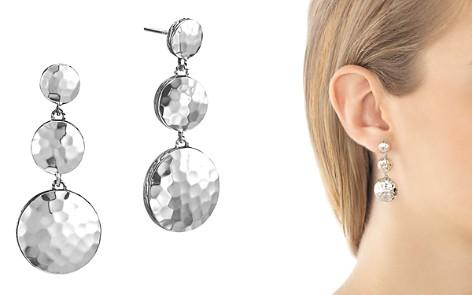 John Hardy Palu Sterling Silver Triple Drop Linear Earrings - Bloomingdale's_2