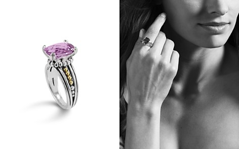 LAGOS 18K Gold and Sterling Silver Prism Amethyst Ring - Bloomingdale's_2