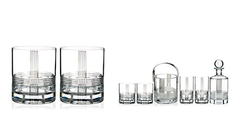 Rogaska Fan Club Double Old-Fashioned Glass, Set of 2 - Bloomingdale's_2