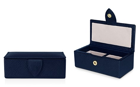 Smythson Mini Cufflink Box - Bloomingdale's_2