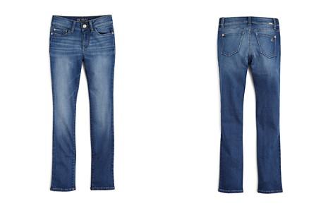 DL1961 Girls' Chloe Medium Wash Skinny Jeans - Big Kid - Bloomingdale's_2