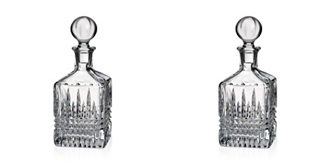 Waterford Lismore Diamond Square Decanter - Bloomingdale's_2