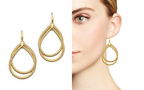 Marco Bicego 18K Yellow Gold Cairo Drop Earrings - Bloomingdale's_2