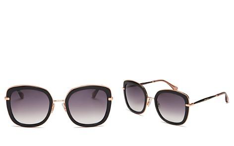 Jimmy Choo Glenns Sunglasses, 52mm - Bloomingdale's_2