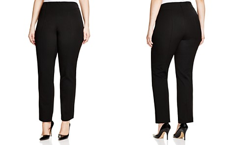 VINCE CAMUTO Plus Slim Leg Pants - Bloomingdale's_2