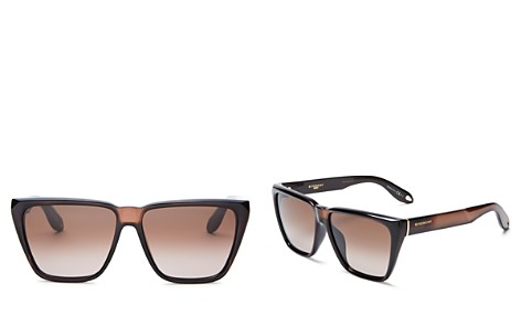 Givenchy Square Mirrored Sunglasses, 58mm - Bloomingdale's_2