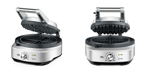 Breville The No Mess round Waffle Maker - Bloomingdale's_2