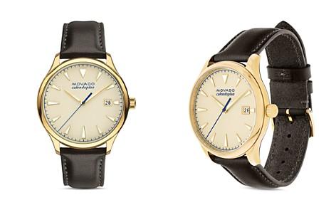 Movado Heritage Calendoplan Watch, 40mm - Bloomingdale's_2
