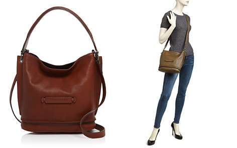 Longchamp 3D Leather Crossbody - Bloomingdale's_2