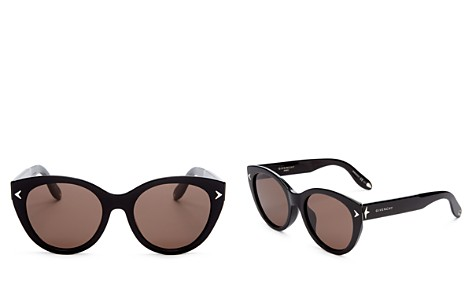 Givenchy Women's Oversized Cat Eye Sunglasses, 54mm - Bloomingdale's_2