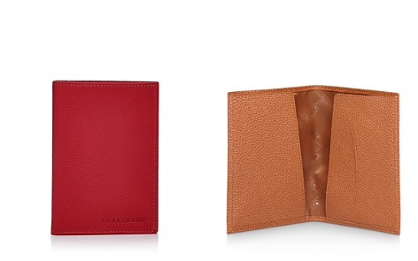 Longchamp Le Foulonne Passport Case - Bloomingdale's_2