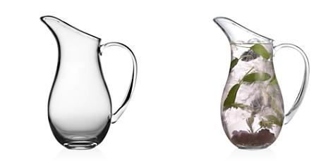"""Nambé Moderne Glass 11"""" Pitcher - Bloomingdale's Registry_2"""