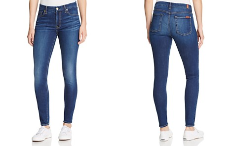 7 For All Mankind b(air) Skinny Ankle Jeans in Duchess - Bloomingdale's_2