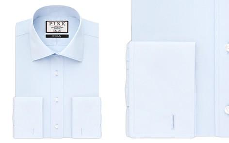 Thomas Pink Frederick Poplin French Cuff Dress Shirt - Bloomingdale's Regular Fit _2