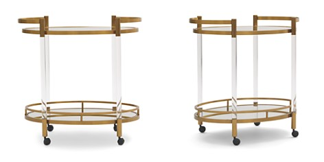 Mitchell Gold Bob Williams Beverly Bar Cart - Bloomingdale's_2