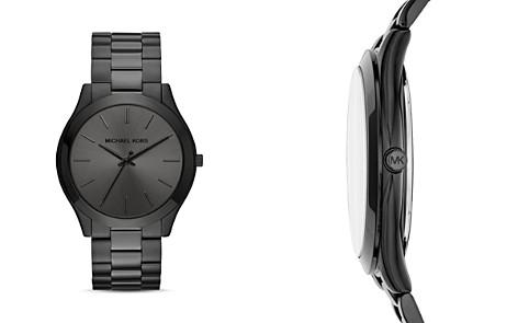 Michael Kors Slim Runway Bracelet Watch, 44mm - Bloomingdale's_2