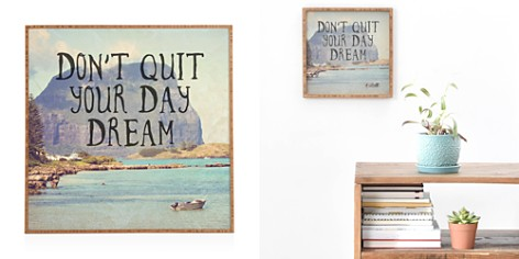 "DENY Day Dream Framed Print, 12"" x 12"" - Bloomingdale's_2"