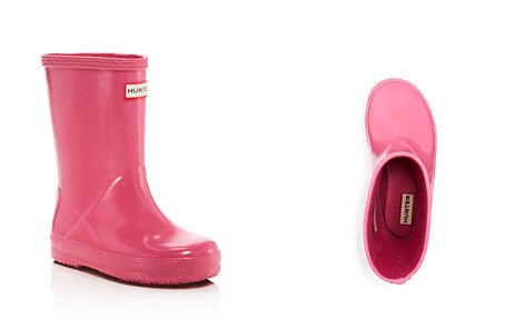 Hunter Girls' Gloss First Classic Rain Boots - Toddler - Bloomingdale's_2