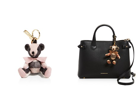 Burberry Thomas Check Bear Bag Charm - Bloomingdale's_2