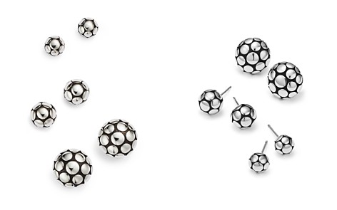 John Hardy Sterling Silver Dot Ball Stud Earrings - Bloomingdale's_2