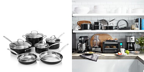 Cuisinart Chef's Classic 10-Piece Cookware Set - 100% Exclusive - Bloomingdale's_2