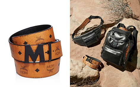 MCM Reversible Signature Belt - Bloomingdale's_2