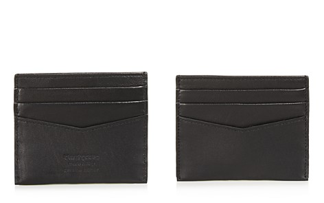 The Men's Store at Bloomingdale's Smooth Leather Card Case - 100% Exclusive_2